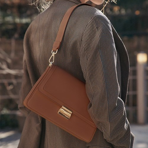 Letter bag (Brown) - S003BR