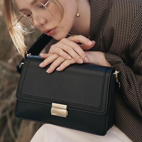 Letter bag (Black) - S003BK
