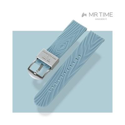 [MR TIME x Mother Ground] 마더그라운드 콜라보 시계줄 카키 22mm