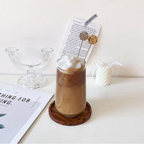 카페 코인 머들러 커피스틱