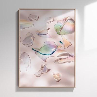 인테리어액자 Seaglass 001, tide (500X700(mm))