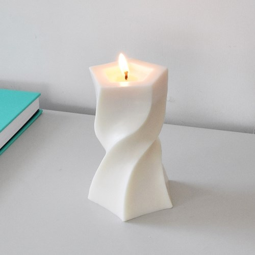 Unbalance Twist Candle - 베이직타입 (2colors)
