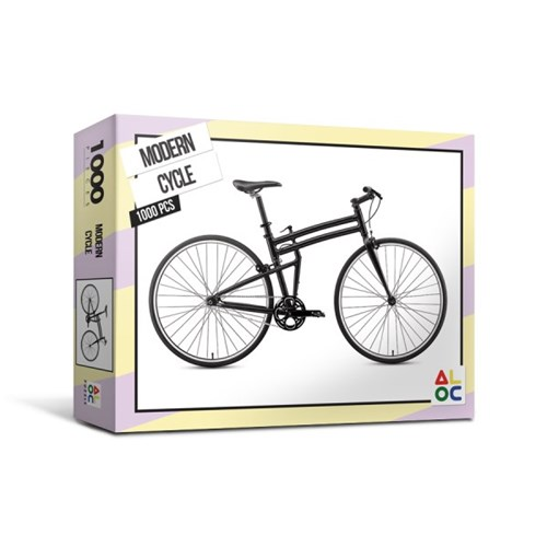직소퍼즐 1000조각 자전거 AL3006