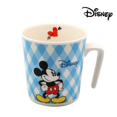 디즈니 칼라 미키 머그컵