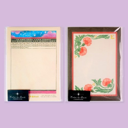 Moonrise Moment - Memo Pad (2type)