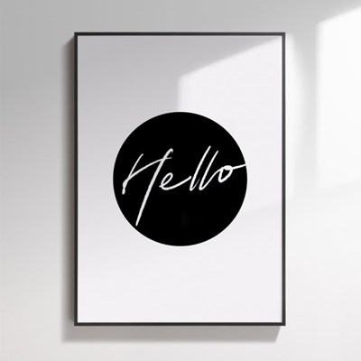 인테리어액자 Modernhouse 001, Koo InHo (500X700(mm))