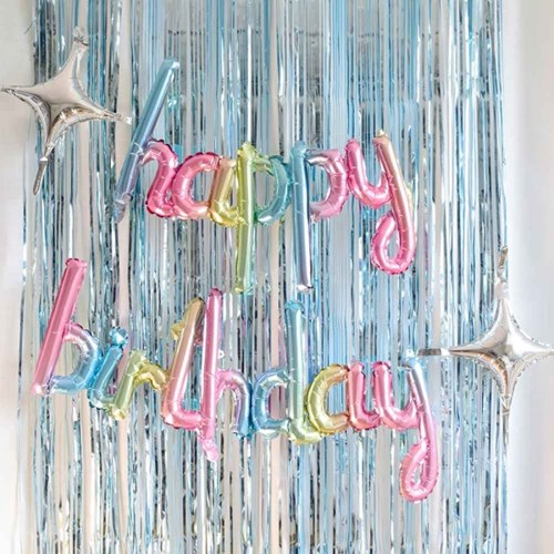 해피버스데이 생일파티세트 파티 용품