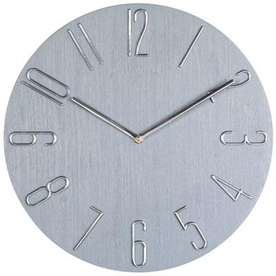 아날로그 인테리어 35cm 저소음 벽걸이 시계 GW003-GR