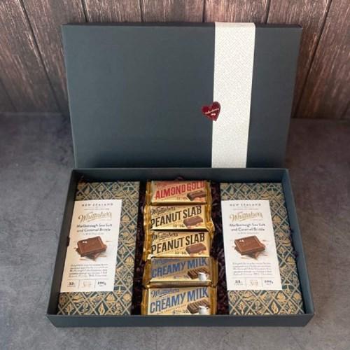 Set 03 휘태커스 뉴질랜드 벽돌초콜릿 발렌타인데이선물