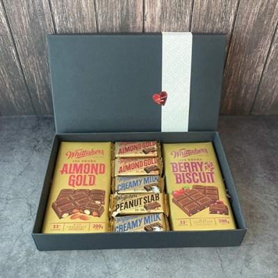 Set 01 휘태커스 뉴질랜드 벽돌초콜릿 발렌타인데이선물