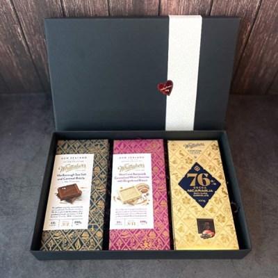 Set 06 휘태커스 뉴질랜드 벽돌초콜릿 발렌타인데이선물