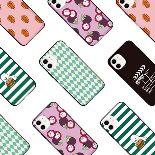 프루그나 아이폰 카드범퍼케이스22