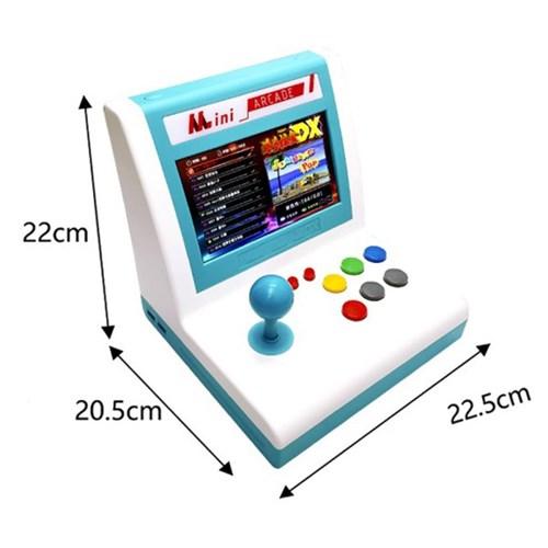홈 미니 7인치 스크린 판도라박스 DX 하늘색