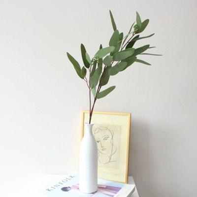 생화같은 촉촉 리얼 유칼립투스 조화잎장식