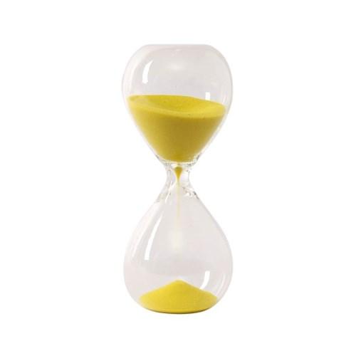 글라스타임 유리 모래시계 10분/ 인테리어모래시계