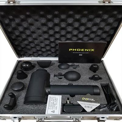 PHOEHIX A3 블랙파워 무선 전동 마사지기 핸디형 안마기