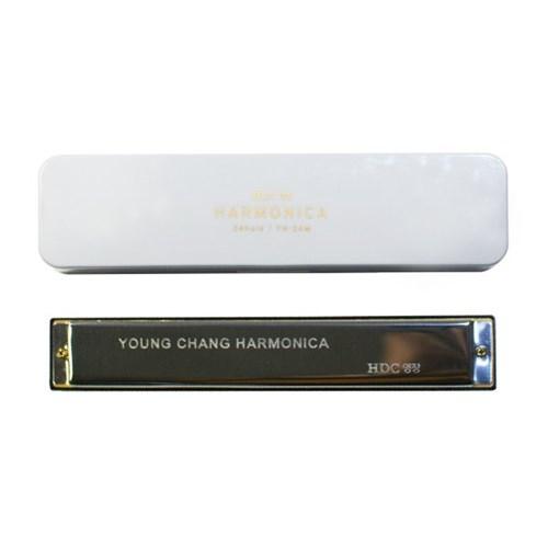 하모니카 영창 트레몰로 24홀 YH-24M