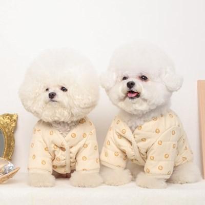 에덴숑-Baby flower coat(베이비 플라워 코트 단품)