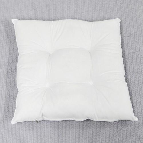 푹신한 국산 방석솜 지퍼형 빵빵한 구름솜 50x50