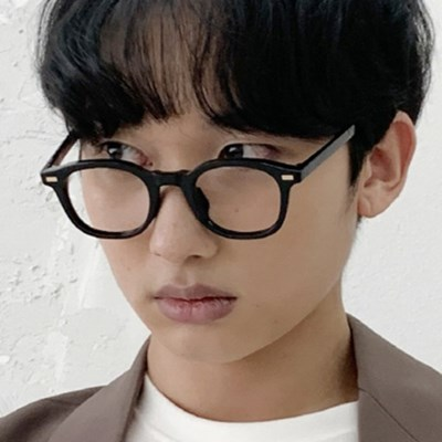 투명 안경테 남자 뿔테 안경