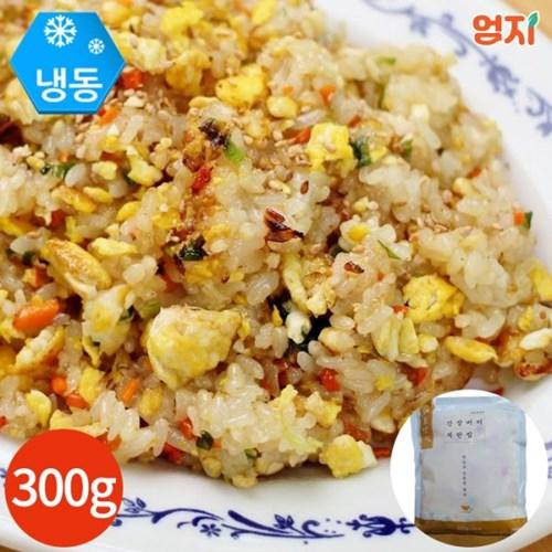 엄지 간장 버터 계란밥 300g x 8봉