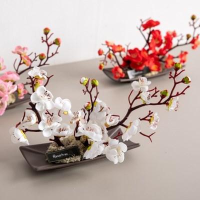 모던매화수반Aset 30cmP 조화 꽃 화분 장식 FMFUFT