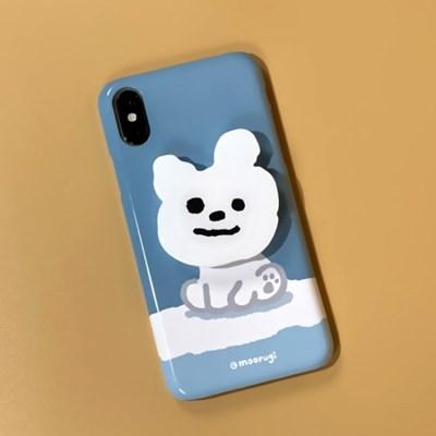 북극곰 범퍼케이스