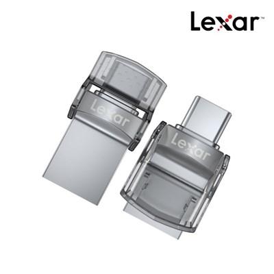 [렉사] Lexar Dual Drive D35c Type-C OTG USB 3.0 32GB_(1232233)