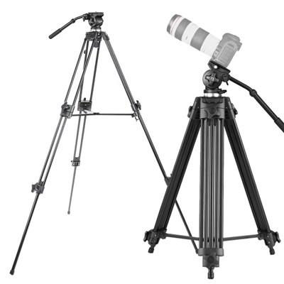 본젠 VT-928Q 방송용 비디오 카메라 삼각대 (유압식 헤드)