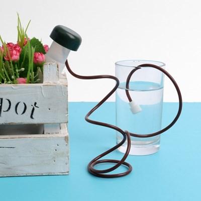 홈가드닝 자동 화분물주기 2p세트 / 식물 화분급수기