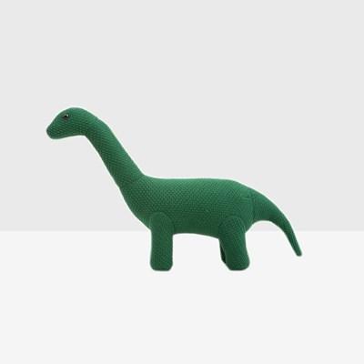 아티슈슈 초록 공룡인형