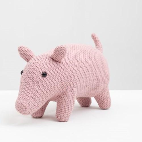 아티슈슈 돼지 인형