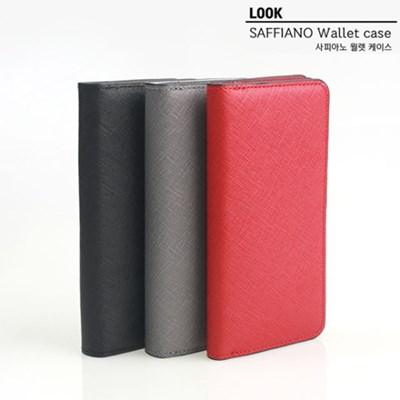 룩 갤럭시S21 플러스 울트라 사피아노 월렛 장지갑형 핸드폰 케이스