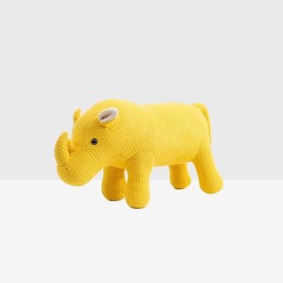 [아티슈슈] 코뿔소 인형