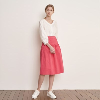 ELLA SKIRT IN PINK
