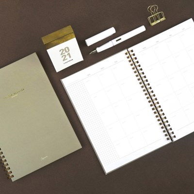 Reservoir Classic Planner A5 - Hard Cover (클래식 플래너)