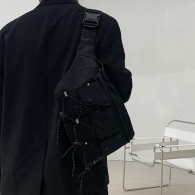 남자 테크웨어 스트릿 가방 selden
