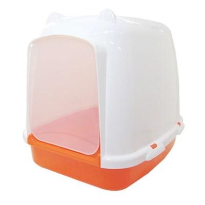 신한 후드형 화장실(ATH-60)오렌지