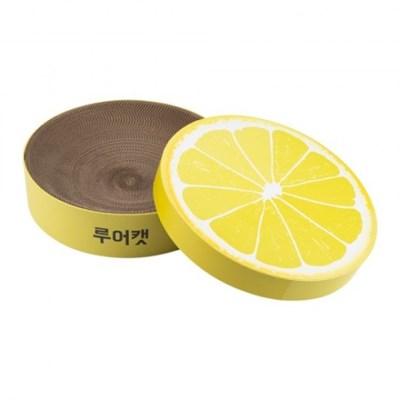루어캣 펀치볼 스크레쳐 레몬