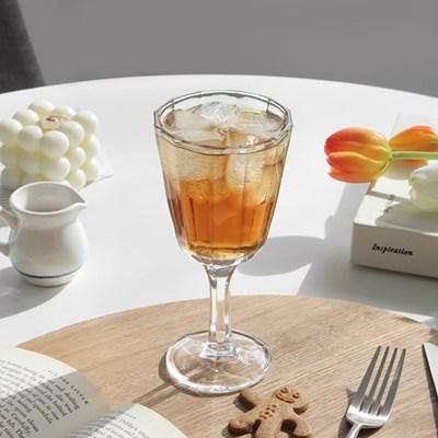 플레르 그레이스 고블렛잔 200ml 홈카페 와인잔 유리컵