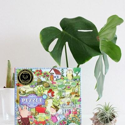 [이부] 정원꾸미기 64피스 퍼즐 / 5세이상