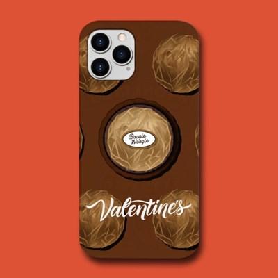 슬림하드 케이스 스마트톡 세트 - 발렌타인(Valentine)