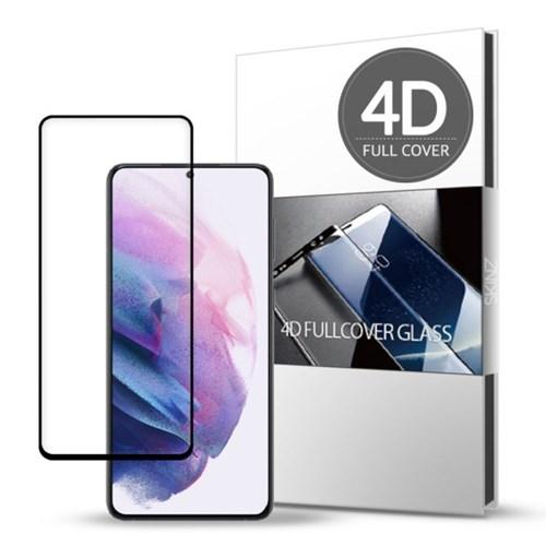 스킨즈 갤럭시S21플러스 4D 풀커버 고급 강화유리 1매_(901256399)
