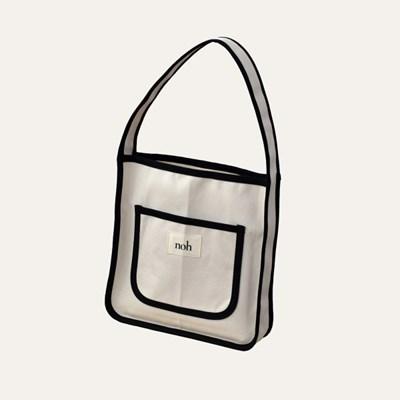 Frame mini bag (black)