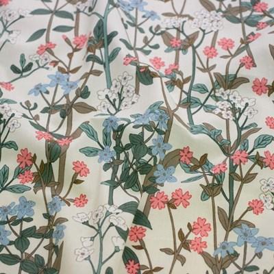 [Fabric] 모던 보타닉 코튼