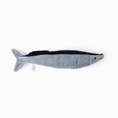 [PetToy]Squeaky Saury (꽁치)빠스락