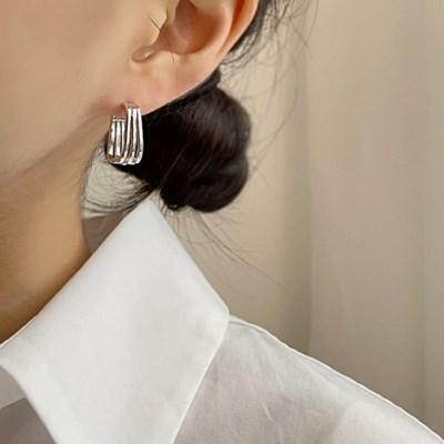 루루 링 귀걸이 (2colors)