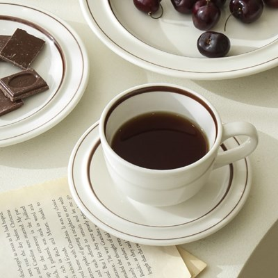 정품 시라쿠스 메이플 뉴욕 레트로식기 - 커피잔세트