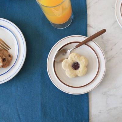 정품 시라쿠스 메이플 뉴욕 레트로식기 - 접시 6인치