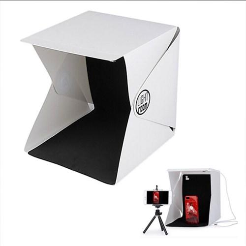 라이트룸 LED 미니스튜디오 포토박스 셀프촬영